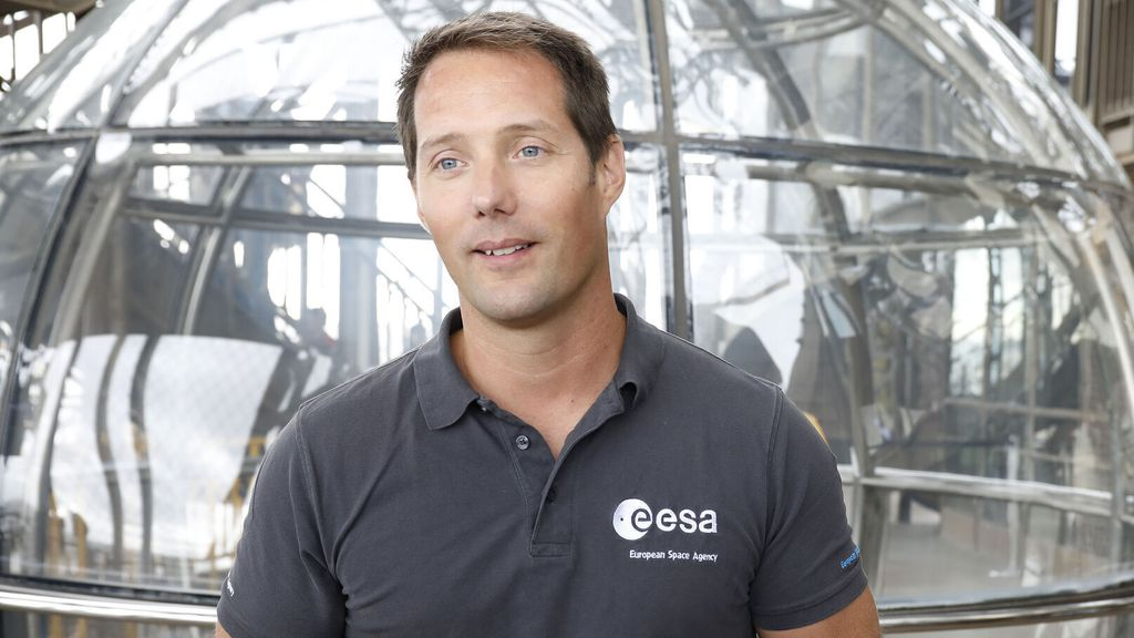 Thomas Pesquet: This funny fear he has about his return to the International Space Station