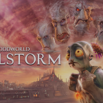 Oddworld Soulstorm test, back in mourning for insects
