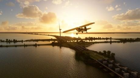 Netherlands at Microsoft Flight Simulator // Source: Microsoft / Asobo Studio