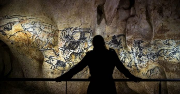 The reason for the stunning cave drawings may be a lack of oxygen  Life