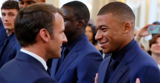 Macron & Johnson v. Superlega: