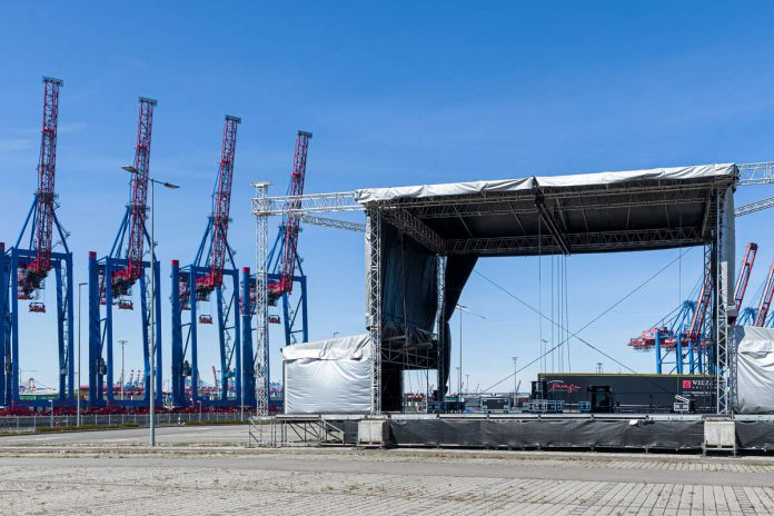 Concerts at the Cruise Terminal: Cruise In Hamburg is back!