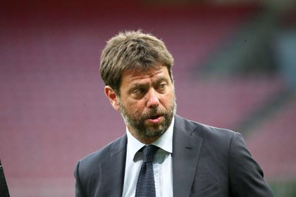 Juventus president Andrea Agnelli admits the difficulty of implementing the European Premier League (Photo: EFE)