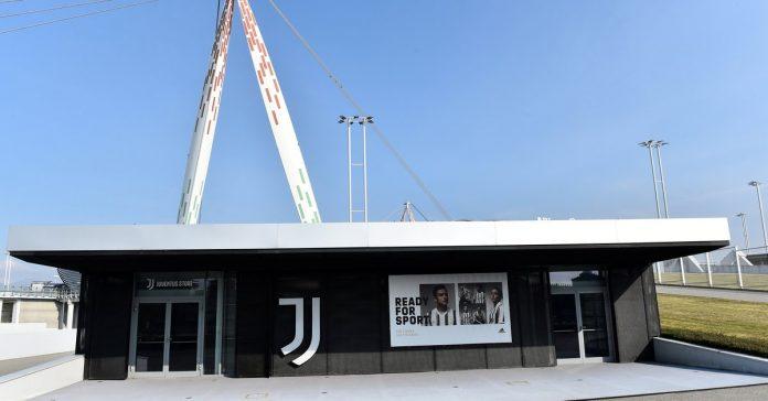 Juventus statement on the European League