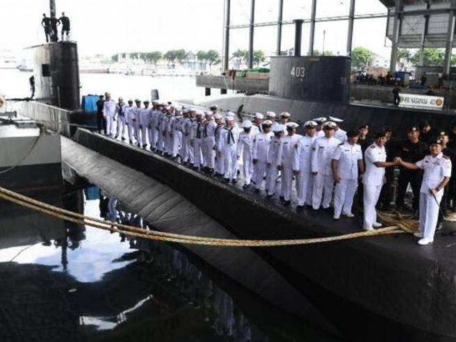 A submarine missing in northern Bali with 53 people on board - Corriere.it