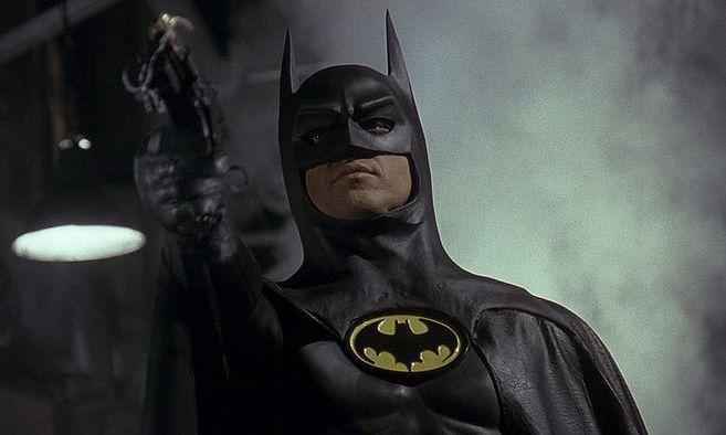 Confirmed: Michael Keaton Will Play Batman in