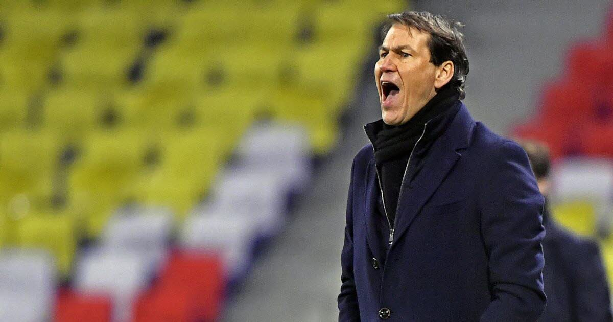 French Cup.  OL: Garcia faces absences and a state of mind problem