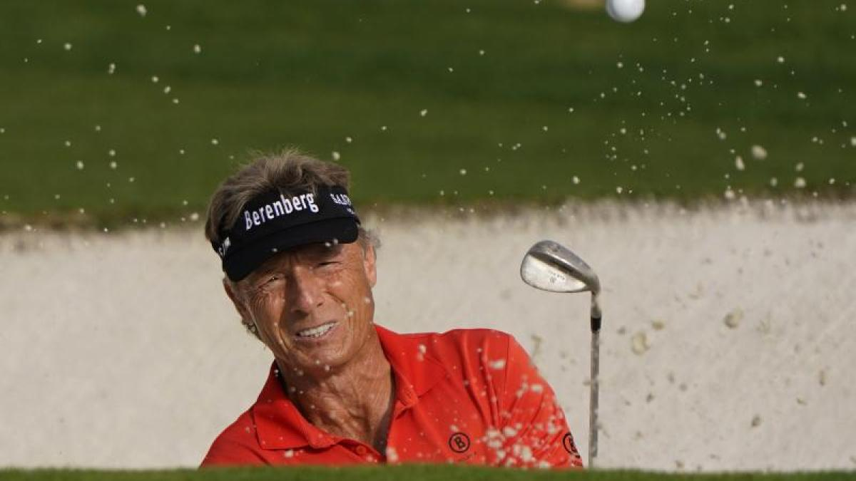 Golf Masters in Augusta: Master Masters: Langer is missing preparations