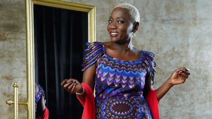 I don't want to give up: Auma Obama continues dancing with Let's Dance