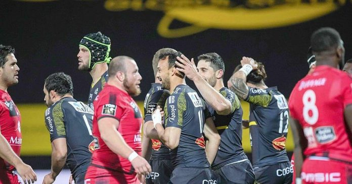 La Rochelle comes back up again with a misuse of Toulouse