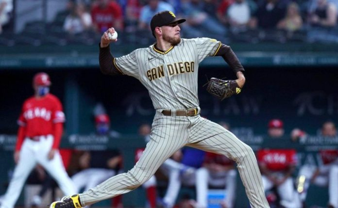 Padres' Joe Musgrove broke the record in the half and lost