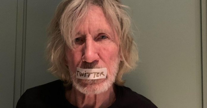 Roger Waters calls for the expulsion of Israeli soccer teams from FIFA and UEFA |  Algebraic