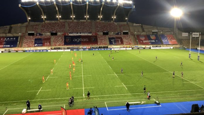 Rugby: Perpignan logically wins in Beziers 19-14