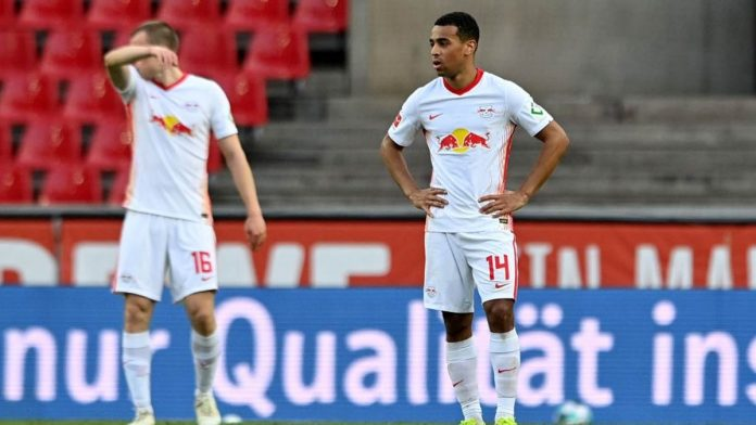 Season without record: R.P.  Leipzig falls into bad old forms in the colon