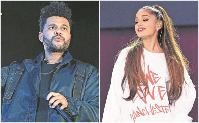 The Weeknd y Ariana Grande juntos en colaboración musical