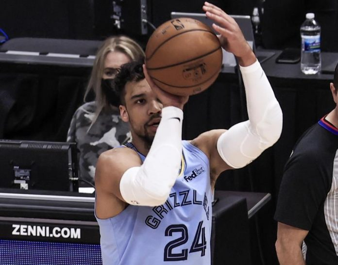 109-112.  Brooks and Grizzlies give the big surprise by beating jazz