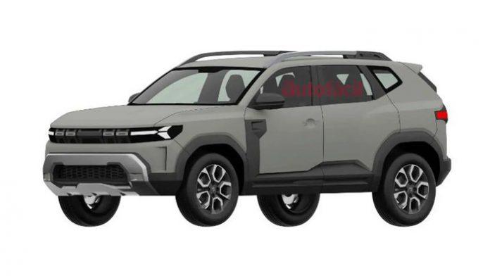 Futur Dacia Duster: son look déjà connu?