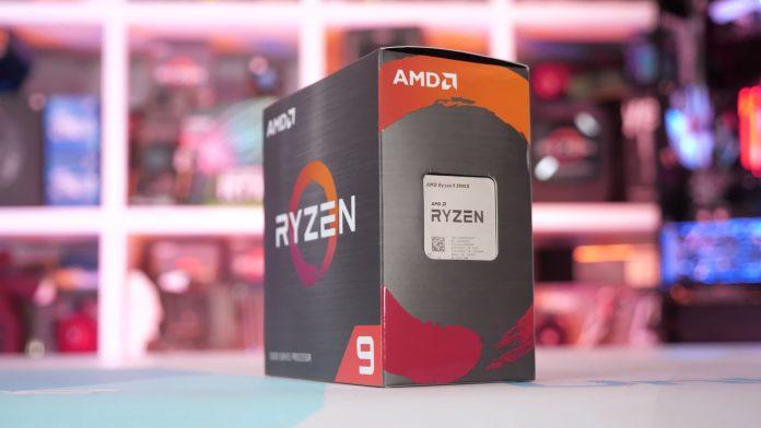 AMD les processeurs de revision Ryzen 5000 B2 noffriront pas