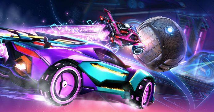 Rocket League: Now it's Formula 1