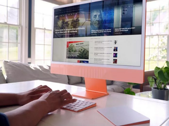 Apple iMac M1 24-inch Test (2021): Our opinion