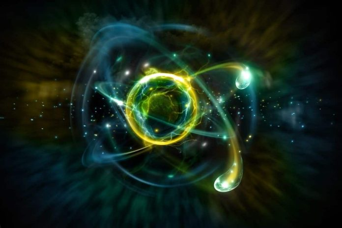 technique permet observer atomes resolution record
