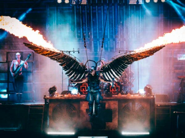 Ramstein, Mexico;  Find out about their concert dates