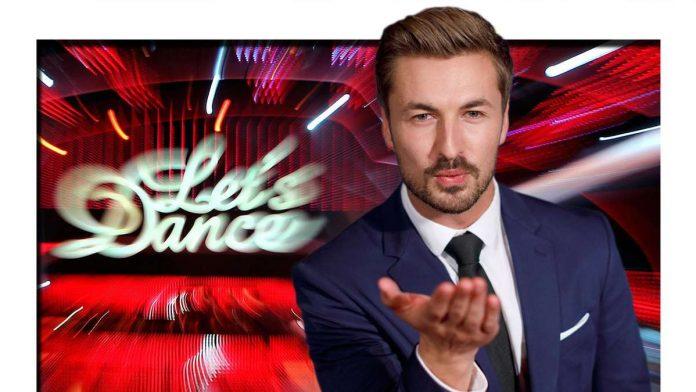 Let's Dance: Nicholas Bushman Takes A Tv Break -