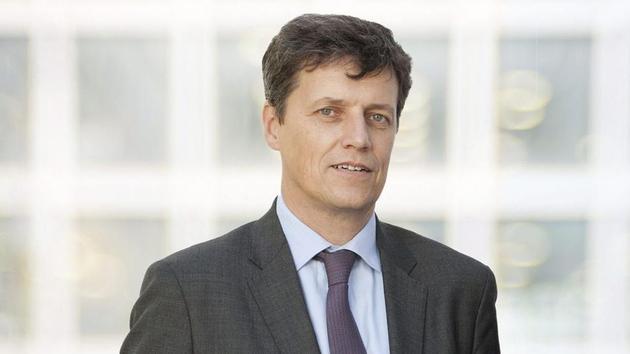 Antoine de Saint-Africa, future president of Danone