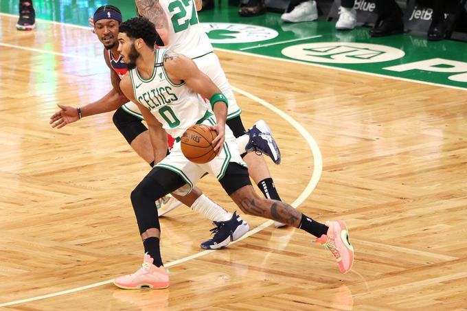 Celtics versus Wizards en duelo de repesca en la NBA