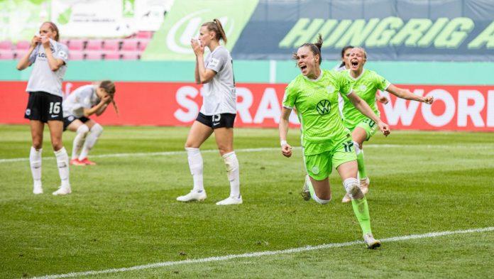 DFP Women's Cup: Wind El Wolfsburg Eintrach wins against Frankfurt