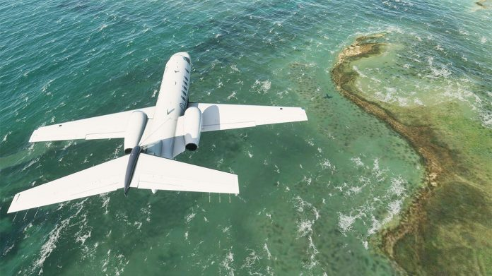 Descarga de Patch two halves of 'Flight Simulator'