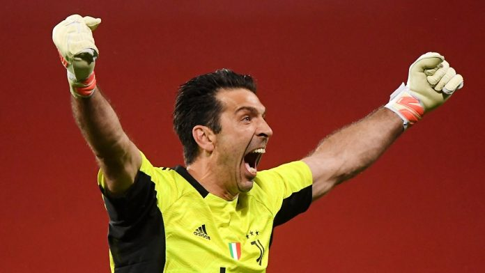 Farewell title: Buffon wins the title with Juventus