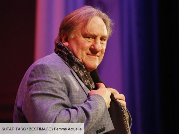 Gerard Depardieu: Guy Rowe let's go with his great fondness for alcohol: Current Woman The MAG