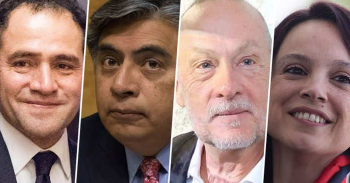 How is the Governor of Banco de Mexico elected, and who are the candidates?  - Finance