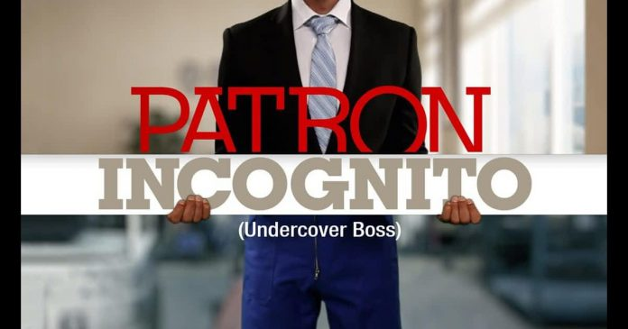 Incognito Boss: Changed CEO and the worst,
