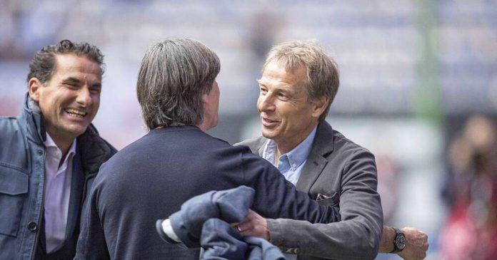 Jன்rgen Klinsmann writes a letter to Joachim Lowe