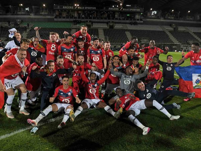 Lille is crowned in France, and the era of Paris Saint-Germain ends