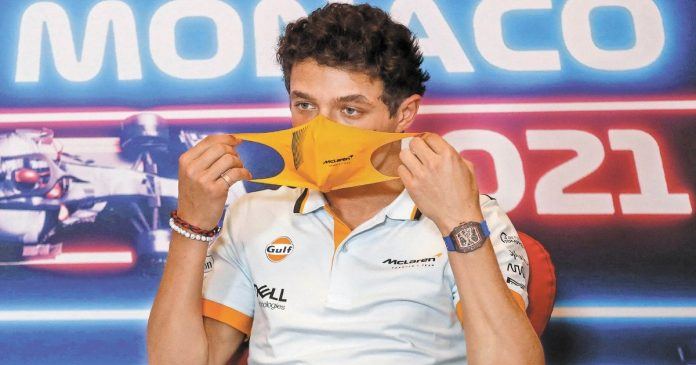 McLaren rejuvenates Norris, Formula 1's wonderland