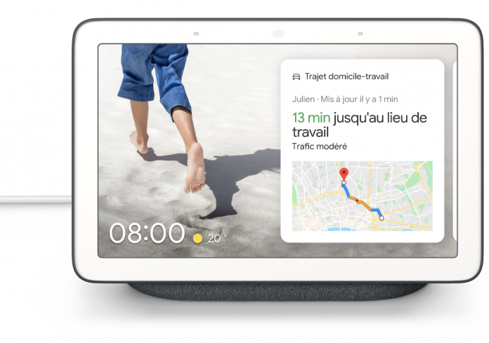 New OS from Google Fuchsia is infiltrating the Nest Hub