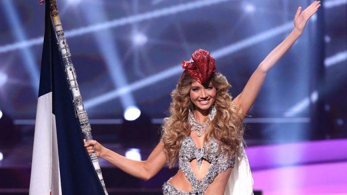 Amandine Petit, Miss France 2021, a terminé dans le top 21 du 69e concours Miss Univers
