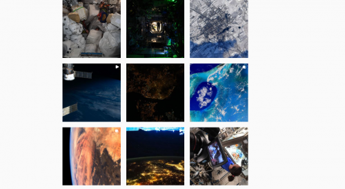 One month after Thomas Pesquet arrives on the International Space Station, find his most beautiful pictures of Earth