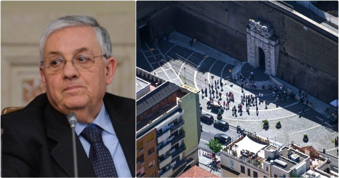 Pignatone expands the halls of the Vatican court: a hearing also in museums in light of the extreme trial in the London building
