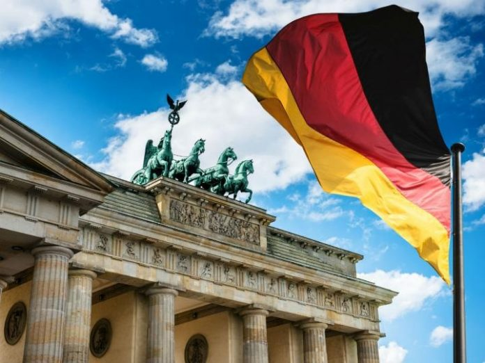 The International Monetary Fund recognizes Germany for its