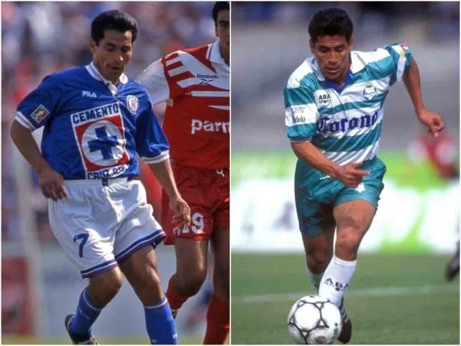 The heroic players with Cruz Azul and Santos