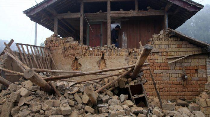 En octobre 2014, un séisme de magnitude 6,0 s'était déjà produit dans le Yunnan. PHOTO ARCHIVES AFP