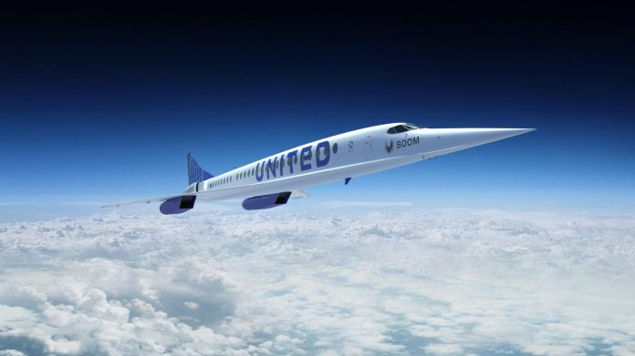 Environment Brief.  United Airlines wants to restart the supersonic plane