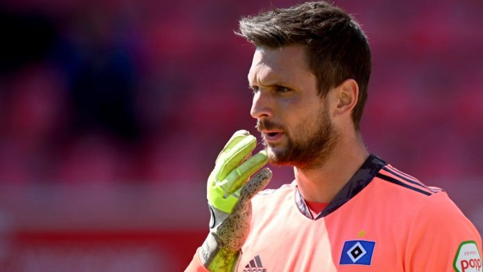 HSV: After just one season - goalkeeper Sven Ulrich has resigned