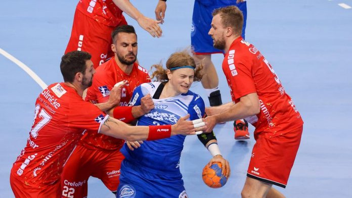 Defeat in DHP Final: Melsungan misses historic Cup victory |  hessenschau.de