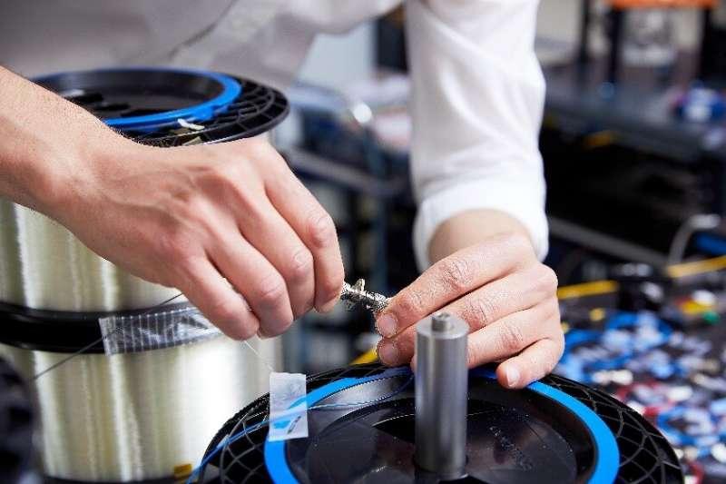 Toshiba announces breakthrough in long-range quantum communications