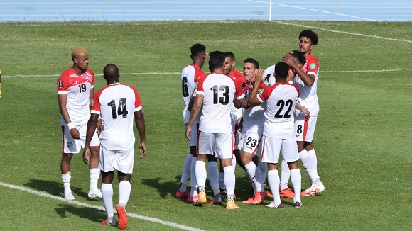 Football: Tough win over Saint Vincent and the Grenadines
